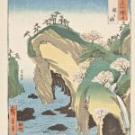 Norton Simon Hiroshige Noto Cherry Blossom