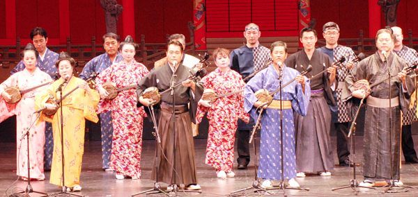 Okinawa Geinobu 2011 Utayabira