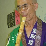 Nibei George Abe Shakuhachi
