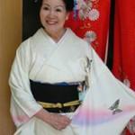 Akutagawa Fumi Kimono