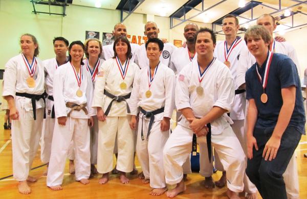 2012 Nisei Week Karate Shotokan Result
