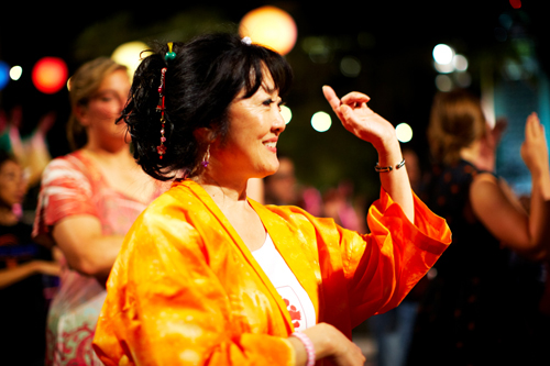 2012 Music Center Dance Downtown Bon Odori