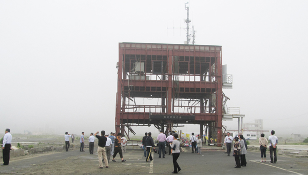 20121129 Minami Sanriku Bosai Center