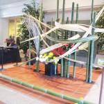 20121228 Sogetsu in Huntington Entrance