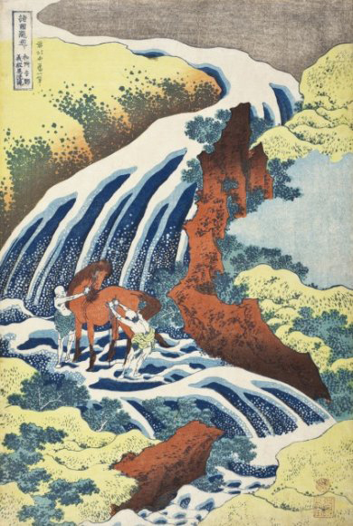 2013 Curator Walkthrough for Japanese Prints Hokusai