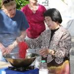 20130515 Hayashi Dyeing Art Class PAM