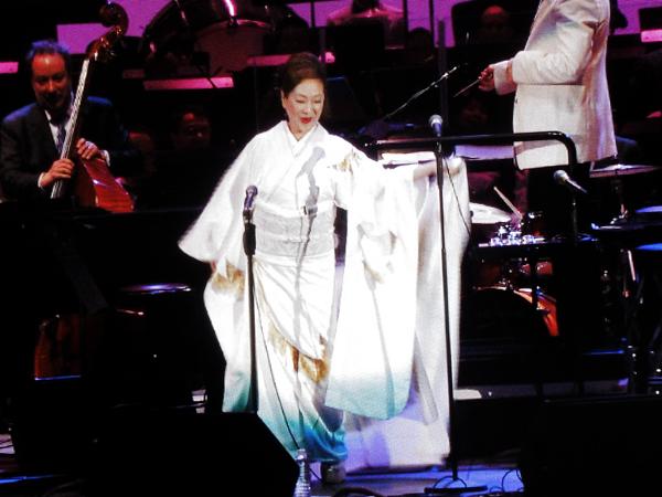 20130719 Pink Martini Saori Yuki Kimono