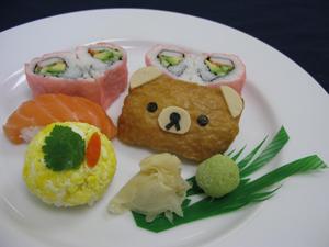 21030710 Japan Foundation Making Sushi Sample