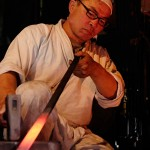 Japan Foundaton Swordsmith Kunimasa Mastuba