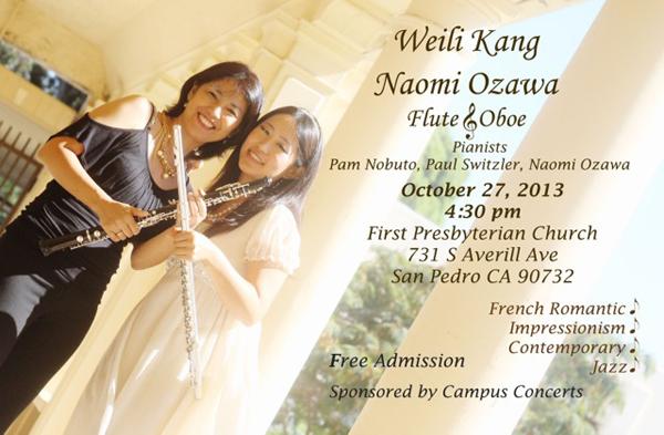 Naomi Ozawa Concert
