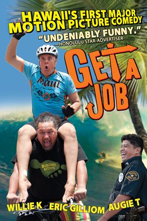 Film GET A JOB poster