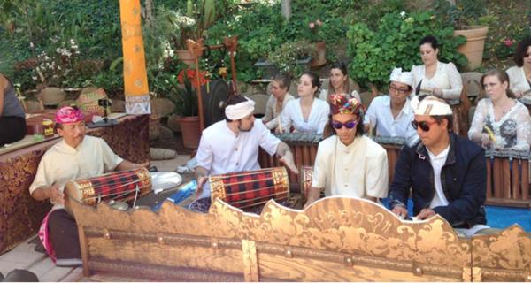 Balinese Court Music
