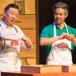 Nihonmachi: The Place to be / Alan Making Manju