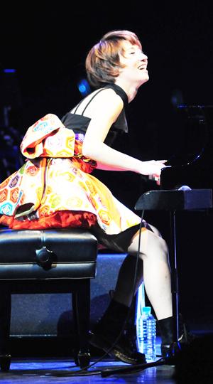 Pianist Ai Kuwabara
