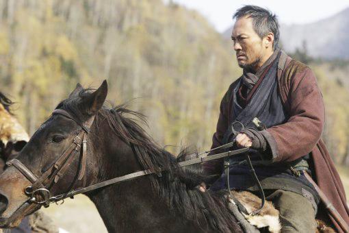 "Ken Watababe in ""Unforgiven"""