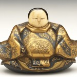 LACMA Netsuke Seated Doll