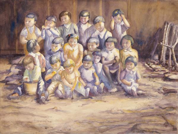 Mary Higuchi Non-Alien Nursery School