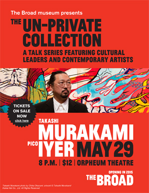 The Broad Talk Takashi Murakami
