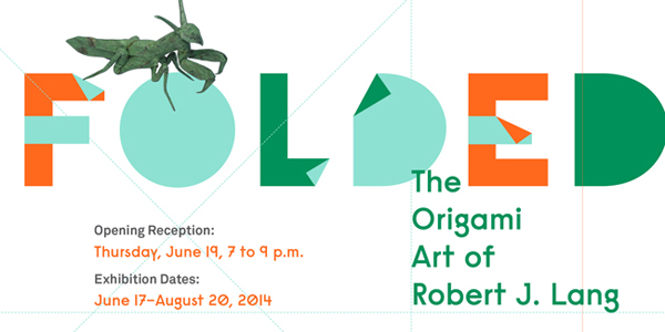 Art Center Williamson Gallery Origami Exhibition