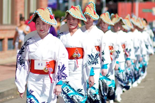 Nisei Week Grand Parade