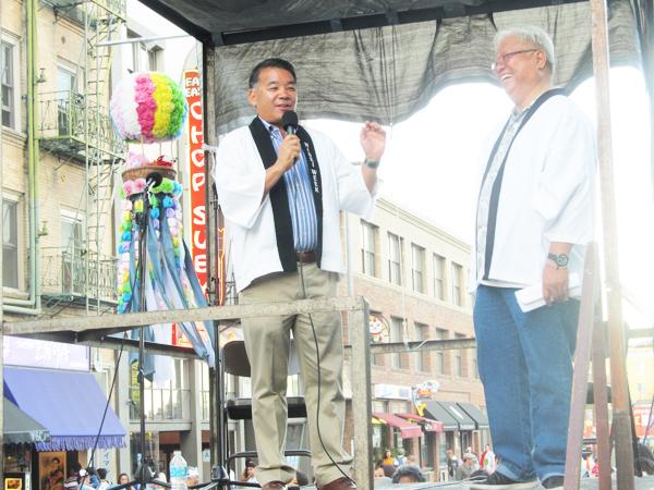 Terry Hara 2015 Nisei Week President