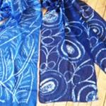 20140820 Japanese Fabric Dyeing