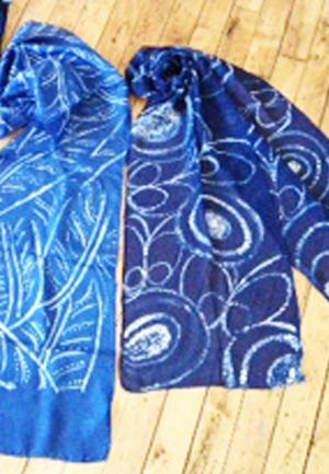 GVJCI Setsuko Hayashi fabric