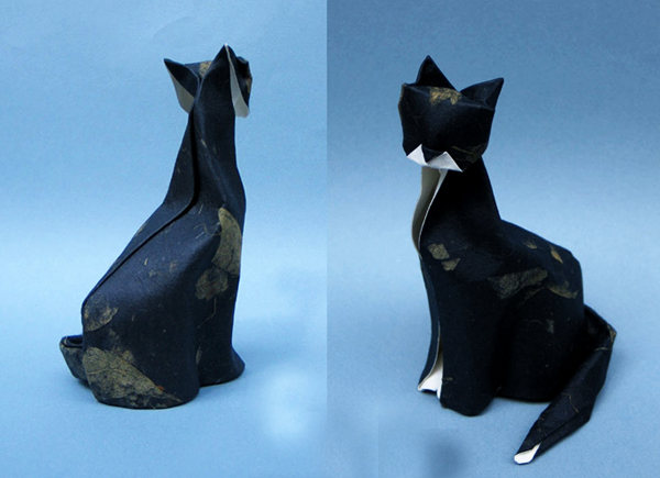 Shimei Origami Giang Dinh Cat