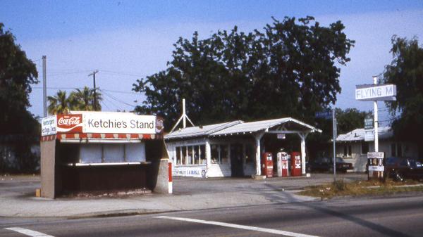 Sawtelle Reunion Ketchie's Stand