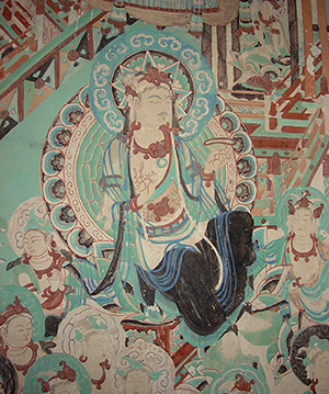 Getty: Buddhist art at Mogao Grottoes