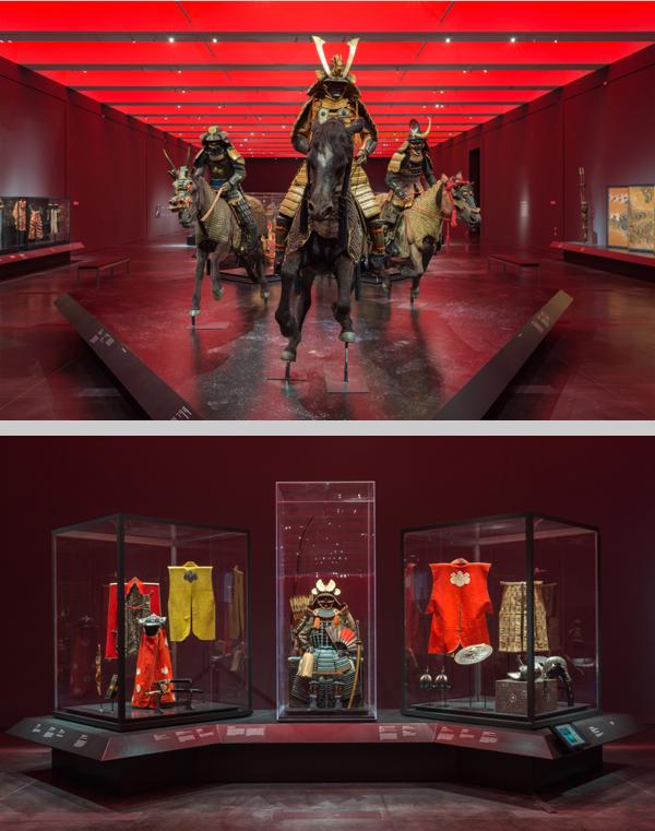 LACMA Samurai Armor Exhibition