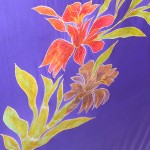 Hayashi Textile Dyeing Class 2015