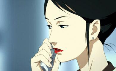 American Cinematheque Japanese anime series Paprika