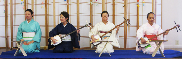 Fuji Japanese Music Ensemble (Cultural News Photo)