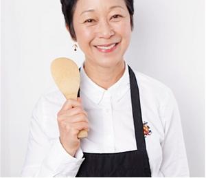 Japanese home-cooking instructor, Sonoko Sakai