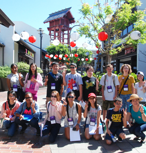 Japan Foundation Summer Camp 2015