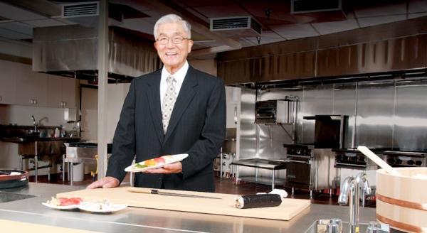 Mr. Noritoshi Kanai, CEO of Mutual Trading Co.