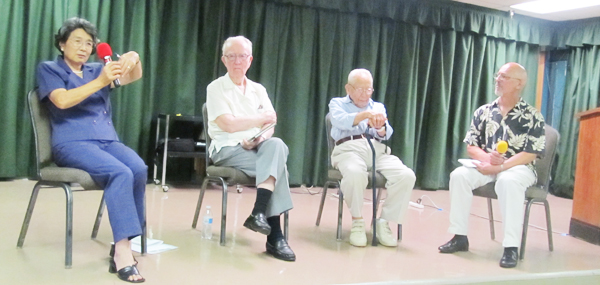 Hiroshima Discussion