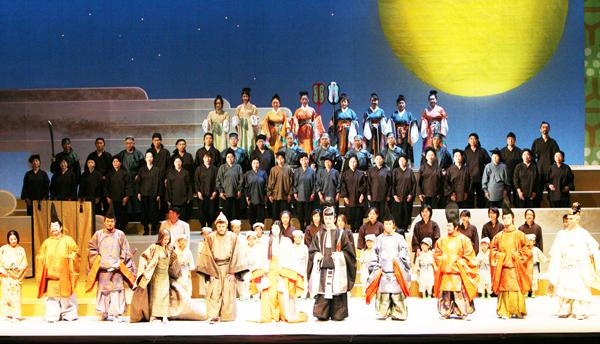 Opera Kaguya Hime 2006 Wako City