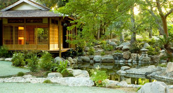 Storrier Stearn Japanese Garden