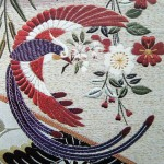 Japanese Embroidery by Lynda Fu