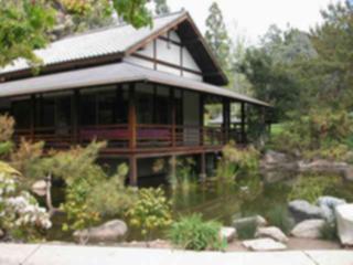 Shoseian Tea House & Friendship Garden in Glendale.