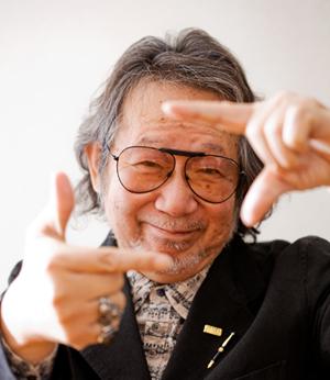 Filmmake Nobuhiko Obayashi