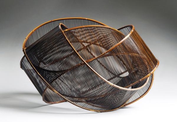 Bowers Museum Bamboo Art