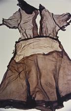 Ishiuchi Miyako: Postwar Shadows - Hiroshima #9 (Ritsu Ogawa), 2007. © Ishiuchi Miyako.