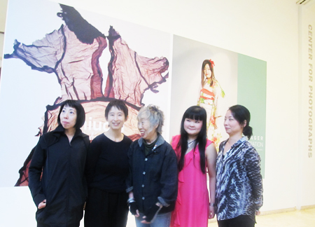 At Getty, Ishiuchi and Japanese photographers of young generation (Cultural News Photo)
