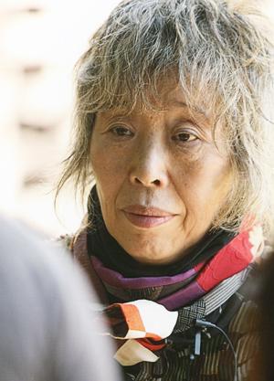 Miyako Ishiuchi (photo by Kaori Ito)