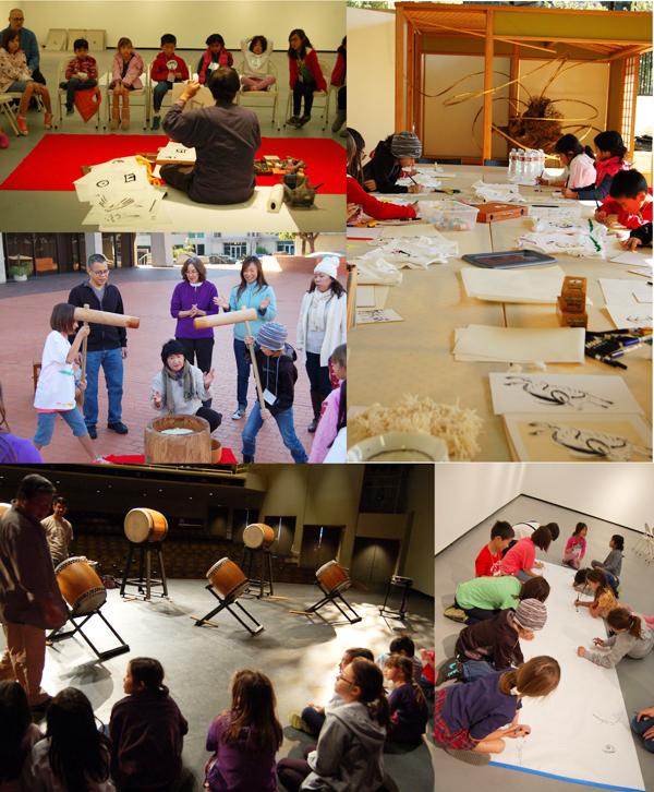 JACCC Children's Oshogatsu Workshop