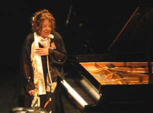 Pianist Fujzko Hemming