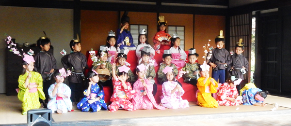 Hinamatsuri event of Japanese children was performed at Huntington Library on Feb. 28, 2016. (Cultural News Video)